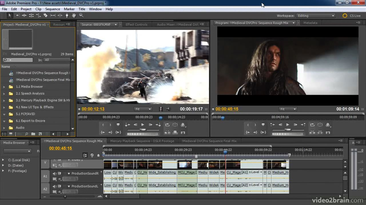 Adobe Premiere Pro CS5: Learn by Video