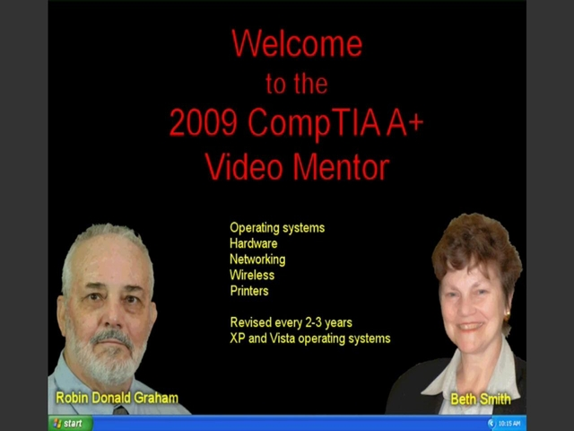 CompTIA A+ 220-701 and 220-702 Video Mentor, Downloadable Version, 2nd Edition