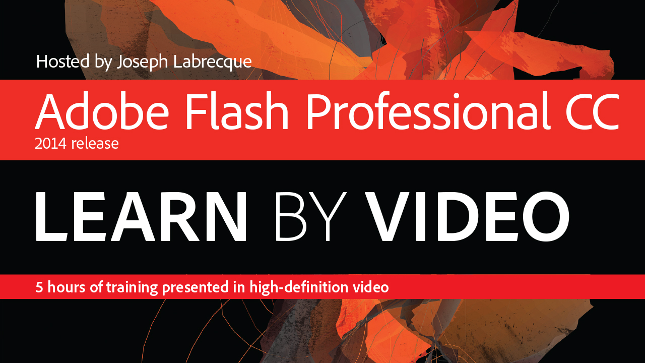 Flash Professional CC - Tutorial for Beginners [+ General ...