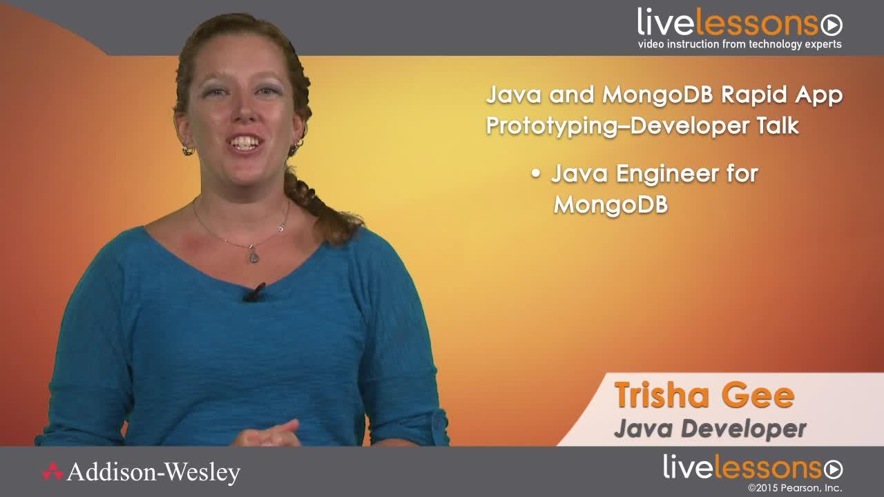 Java and MongoDB Rapid App Prototyping (Developer Talks): App Development using HTML5, AngularJS, Groovy, Java, and MongoDB