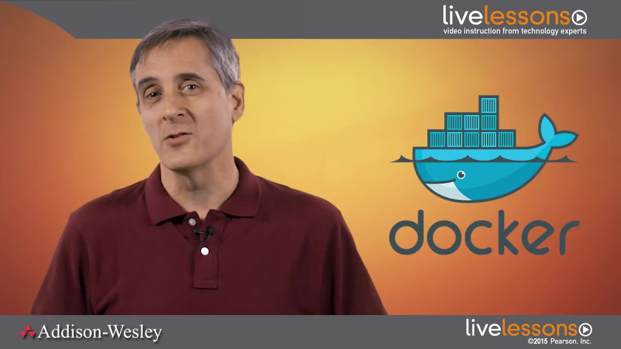 Docker Containers LiveLessons