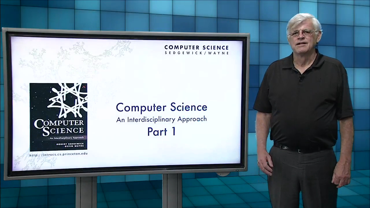 Computer Science (Video Lectures): 20-part Lecture Series
