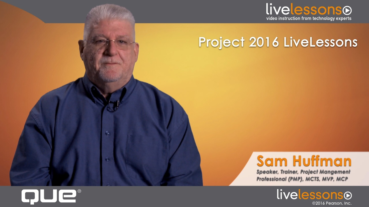 Project 2016 LiveLessons (Video Training)
