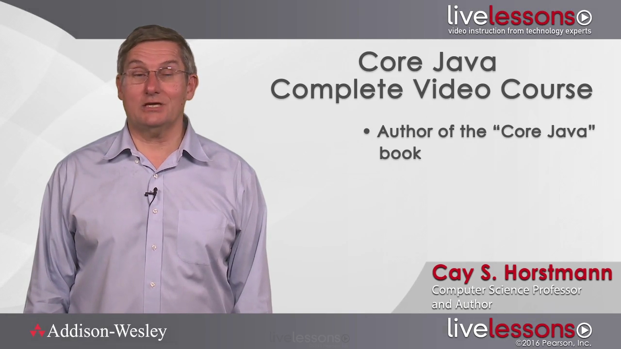 Core Java Complete Video Course