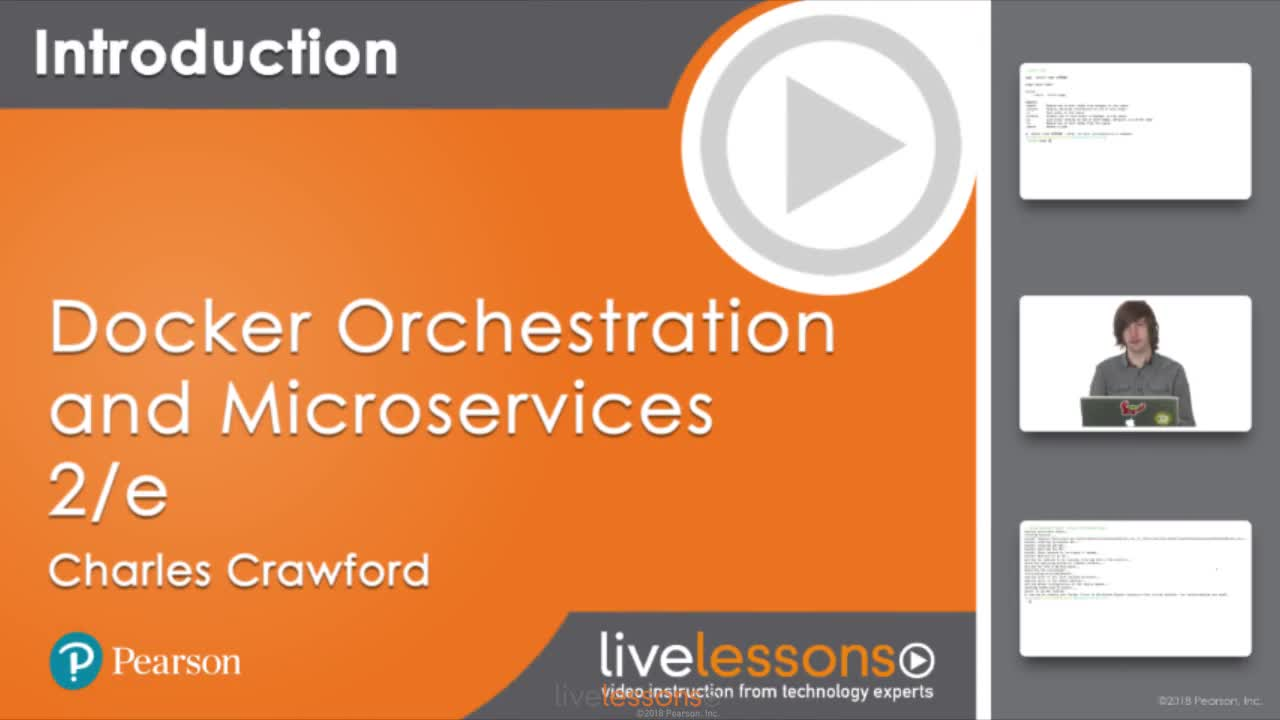 Docker Orchestration and Microservices LiveLessons