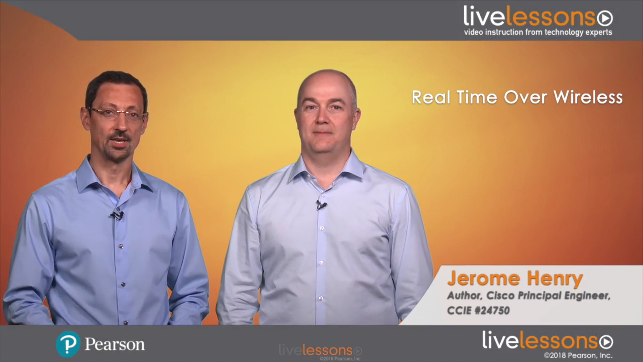 Real Time Over Wireless LiveLessons