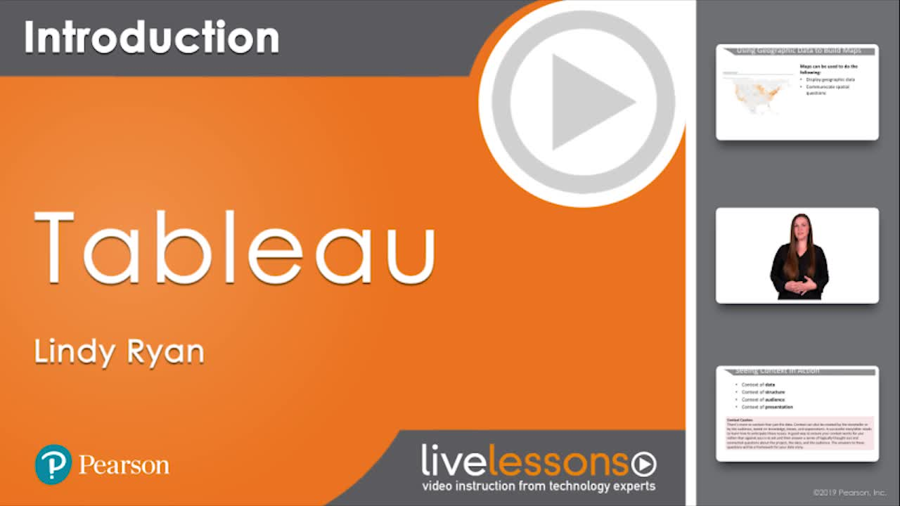 Tableau LiveLessons