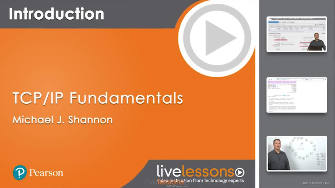 TCP/IP Fundamentals LiveLessons