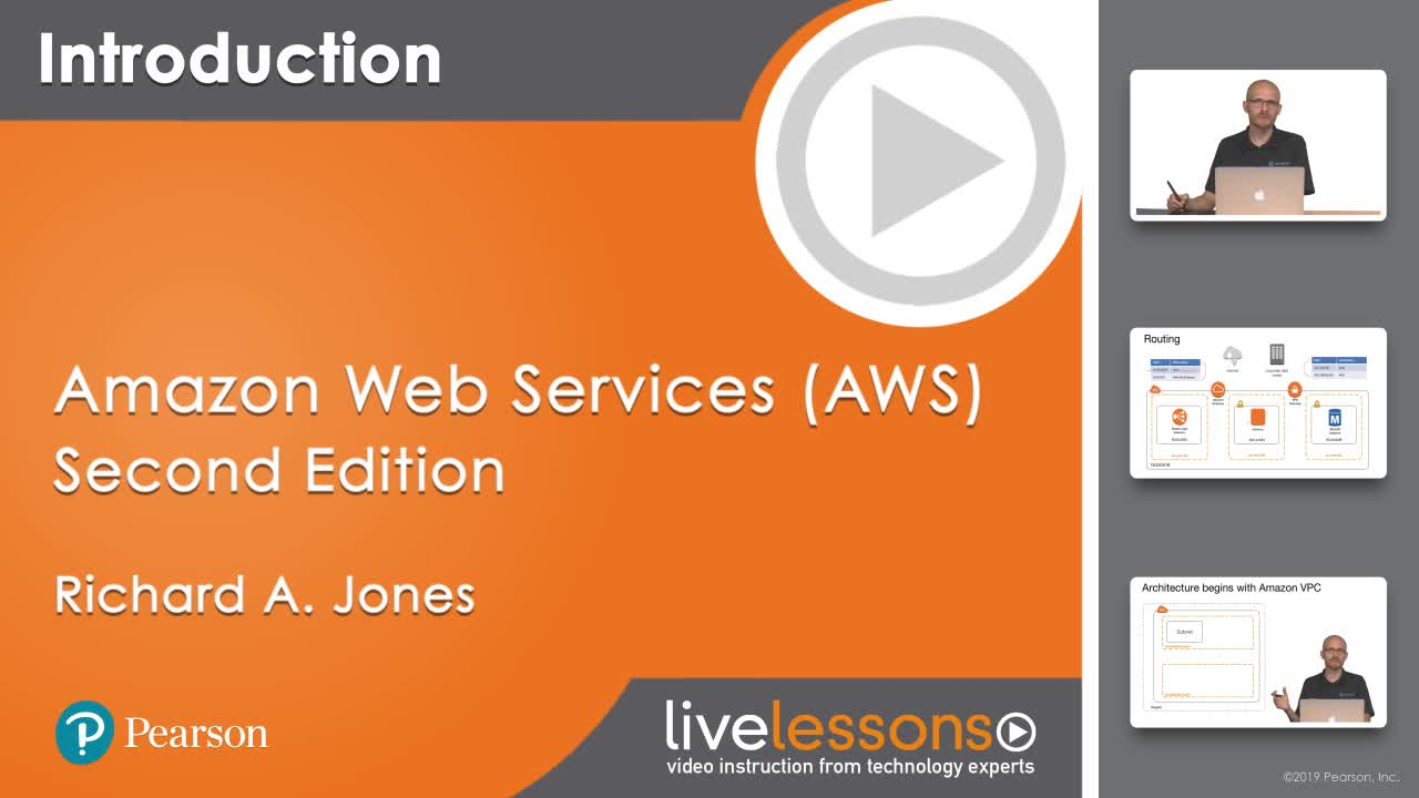 Amazon Web Services (AWS) LiveLessons, 2nd Edition | InformIT