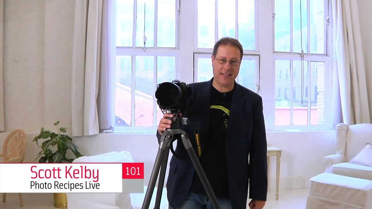 Photo Recipes Live: Behind the Scenes: Your Guide to Today's Most Popular Lighting Techniques, Online Video