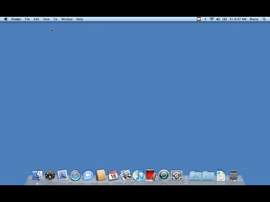 Mac OS X 10.6 Snow Leopard: Video QuickStart Guide, Online Video