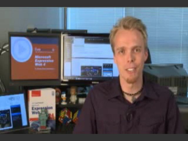 Microsoft Expression Web 4 LiveLessons (Video Training)