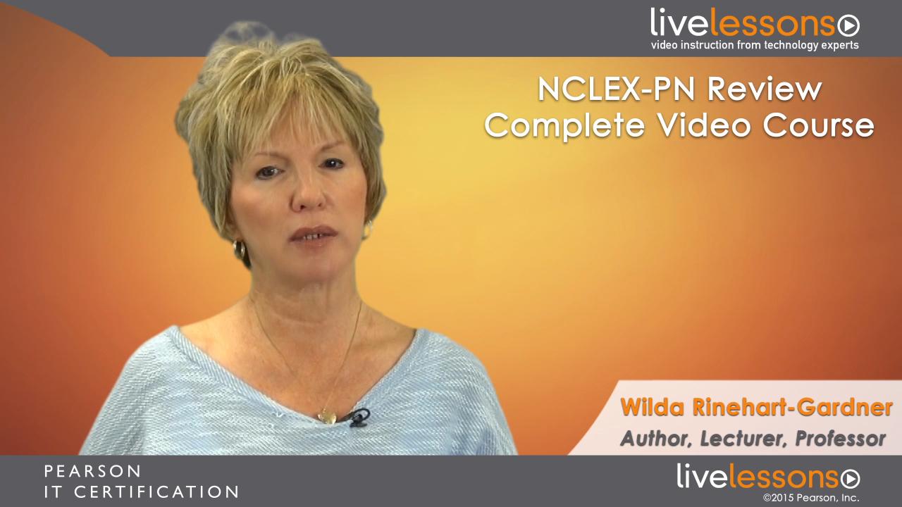 NCLEX-PN Review Complete Video Course