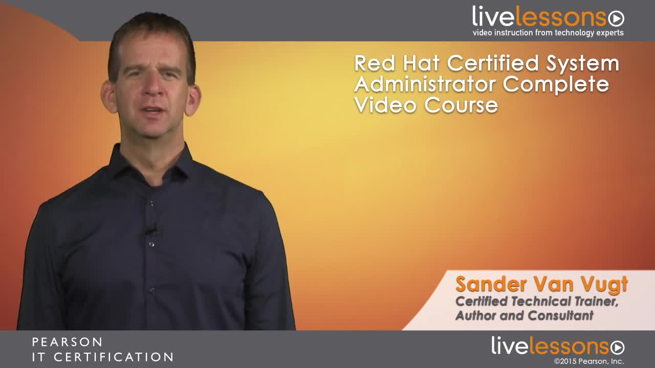 Red hat certified system administrator rhcsa complete video red hat certified system administrator rhcsa complete video course red hat enterprise linux baditri Gallery