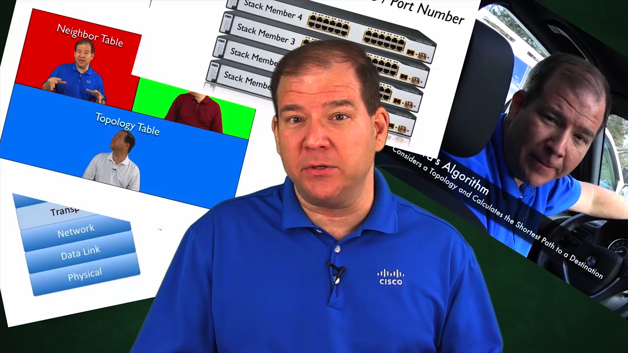 Cisco CCNA Routing and Switching 200-120 Complete Video Course