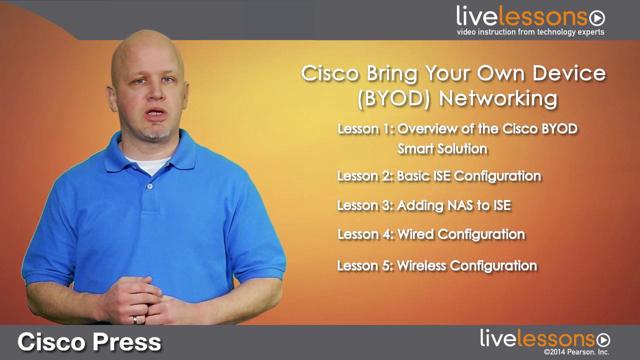 Cisco Bring Your Own Device (BYOD) Networking LiveLessons