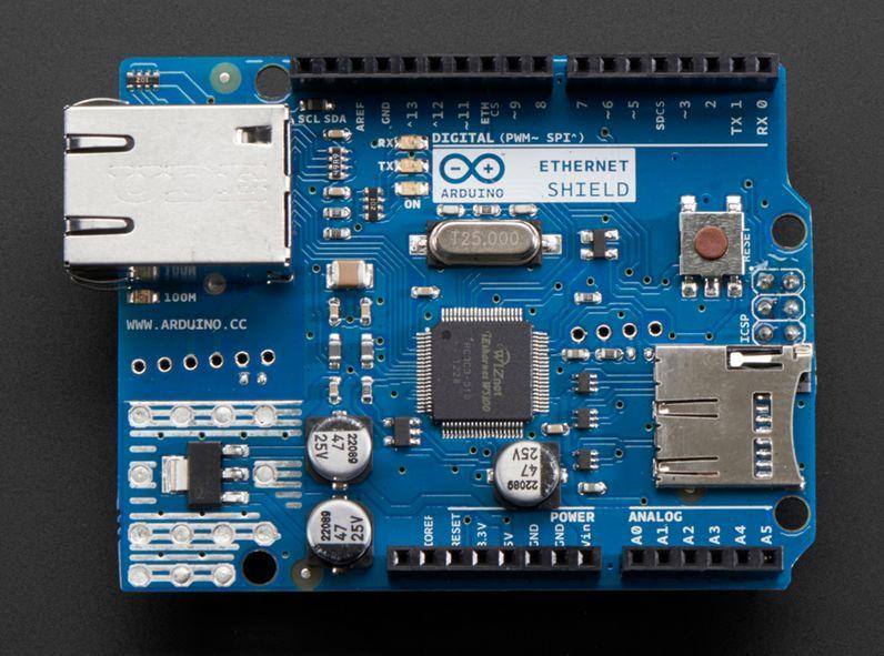 Adafruit Assembled Data Logging shield for Arduino ID