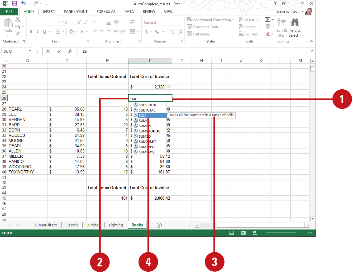 Excel 2013 Formulas And Functions MrExcel Library Paul