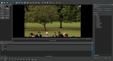 compositing digital dissertation effects motion picture visual