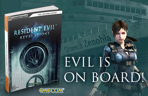 Resident Evil Revelations Strategy Guide available now.