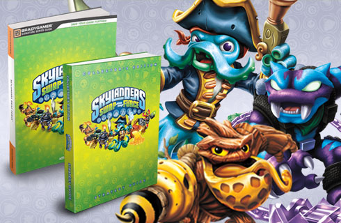 Skylanders SWAP Force Official Strategy Guide available for sale at BradyGames.com