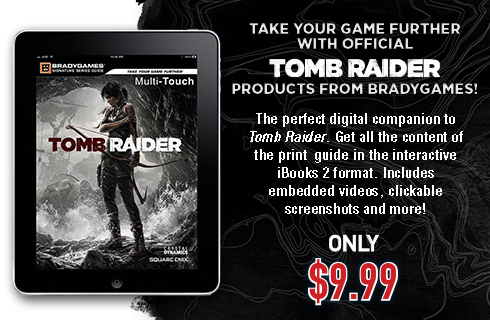 Tomb Raider Digital