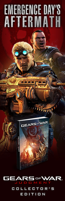 Get the Gears of War: Judgment Guide!
