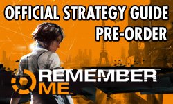Pre-Order Remember Me Guide