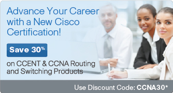 CCENT & CCNA Routing and Switching from Cisco Press