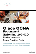 CCNA Flash Cards and Exam Practice Pack