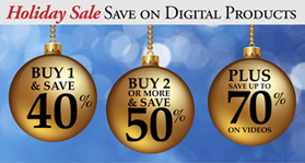 Save 40-70% on Video, eBooks, and Software in the Holiday Sale from Cisco Press