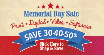 Memorial Day Sale from Cisco Press