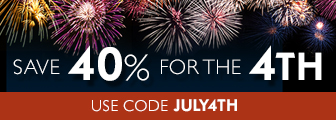 Save 40% in the Fourth of July Sale from Cisco Press