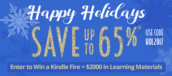 Save up to 65% in the Holiday Sale from Pearson IT Certification
