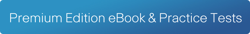 Premium Edition eBook and Practice Tests from Cisco Press