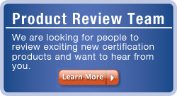 Pearson IT Certification Product Review Team