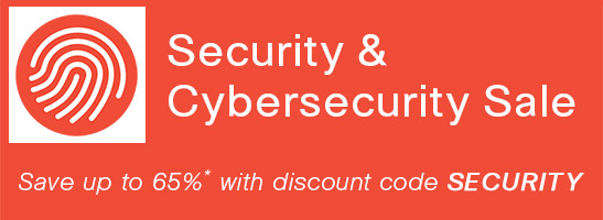 Save up to 65% in the Security Sale from Cisco Press