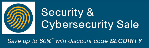 Save up to 60% in the Security Sale from Pearson IT Certification