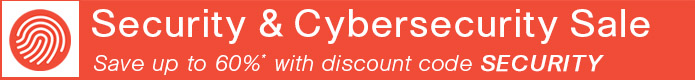 Save up to 60% in the Security Sale from Cisco Press