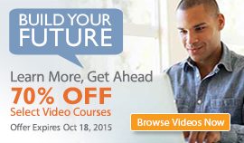 Save 70% on Select Videos