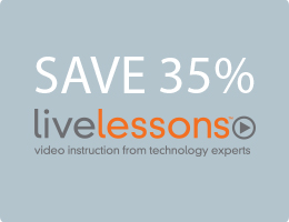 LiveLessons Video Training