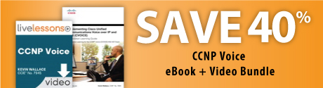CCNP Voice eBook + Video Bundle