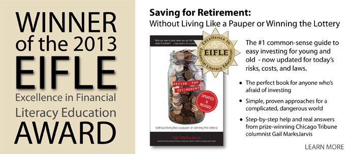 Saving for Retirement: EIFLE Award Winner