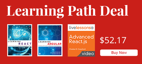 Curated Learning Paths: React.js