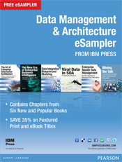 Data Management and Architecture eSampler