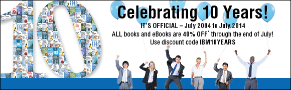 Save 40% on all eligible books and eBooks
