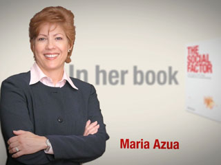 The Social Factor, by Maria Azua