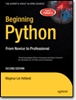 The Beginning Python Book