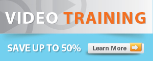 Video Training - Save up to 50%