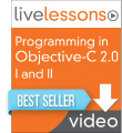 Programming in Objective-C 2.0 I and II